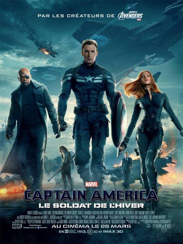 Captain America : Le soldat d'hiver