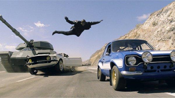 La date de «Fast & Furious 7» est avancé