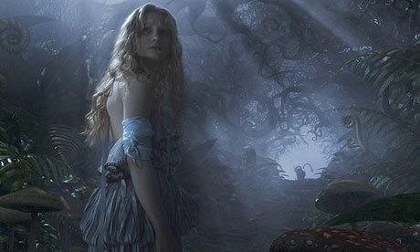 Alice au pays des merveilles 2 : Le tournage est commencé