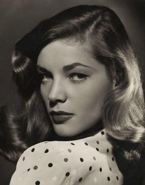Lauren Bacall s'est éteinte