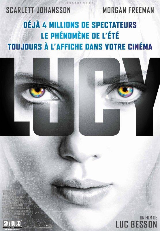 Lucy : Le cap des 4 millions d'entrées est dépassé