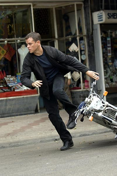Matt Damon revient dans la peau de Jason Bourne