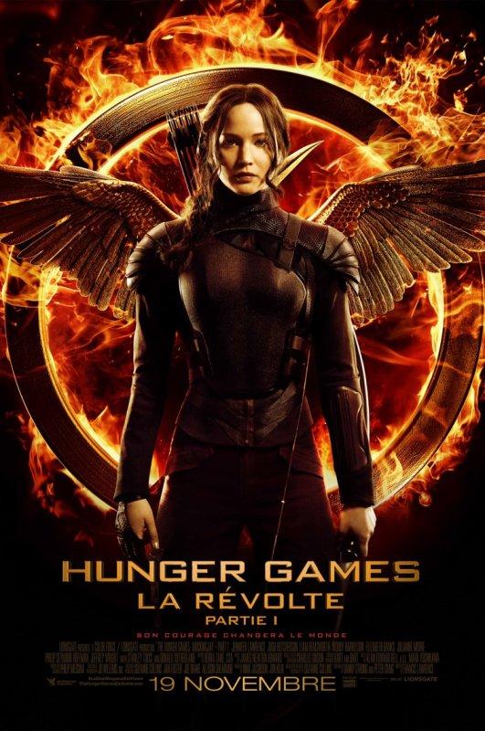 Hunger Games 3, la révolte : Partie 1