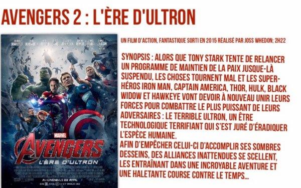 Avengers 2 : L'ère d'Ultron