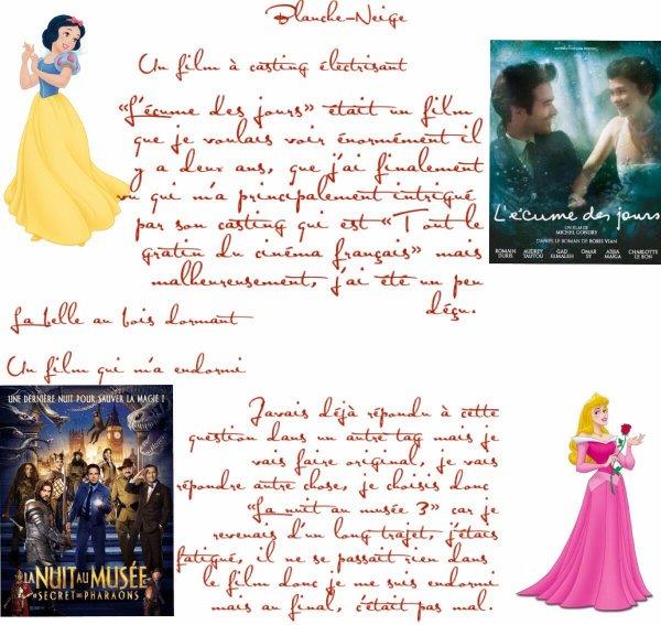 Disney Movie Tag