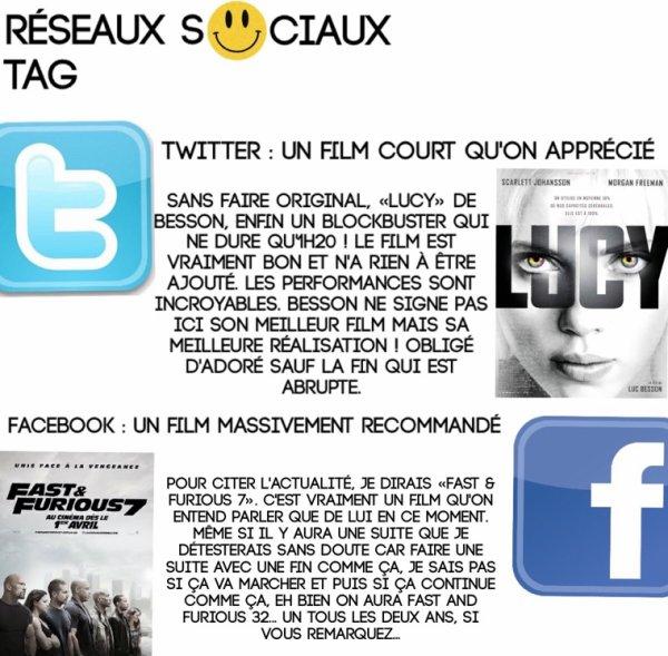 Tag | Les réseaux sociaux