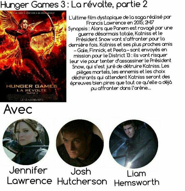 Hunger Games 3 : La révolte,  partie 2