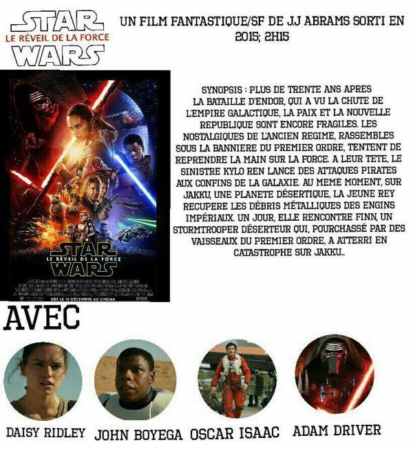 Star Wars VII : Le réveil de la force