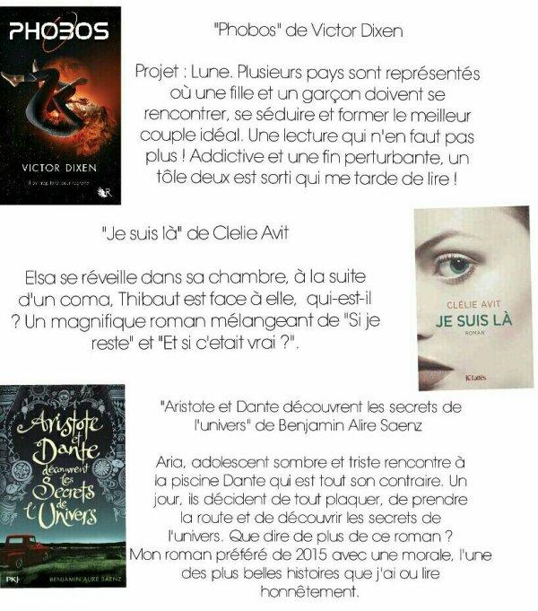 5 romans que je veux voir adaptés au cinéma #2