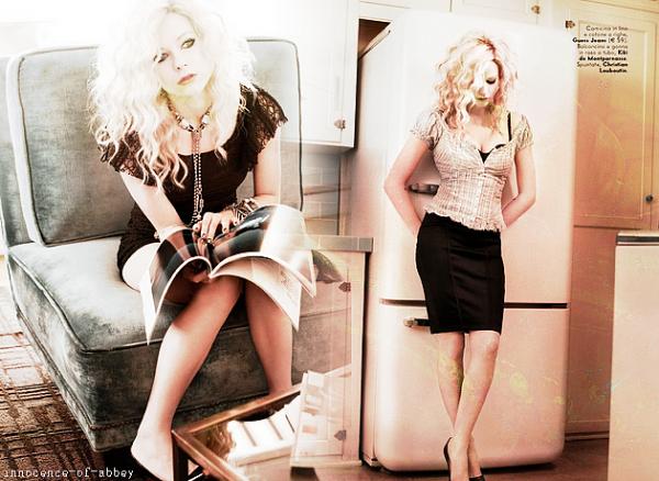 . . Photoshoot d'Avril dans un prochain numéro du magazine Vanity Fair italien . .