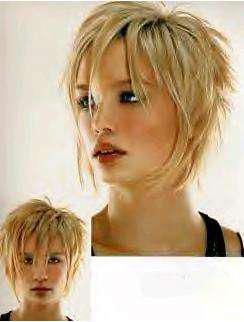 Degrades sur cheveux court blog de hair city - Coupe courte avec meches ...