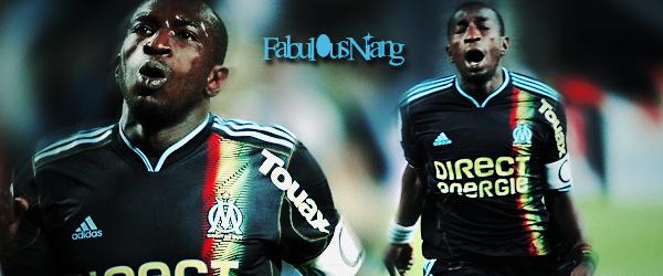 » www.Fabul0usNiang.skyrock.com ; Ta source sur le club Marseillais ; Welcome »