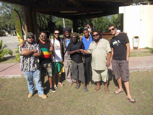 Roots Band , Danakil , Letoyo & Aba Shanty