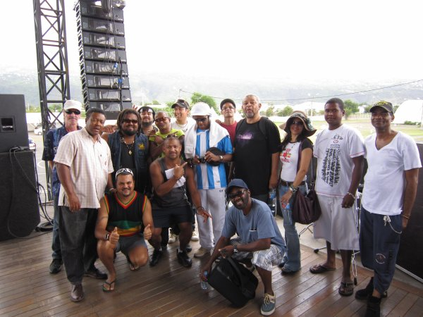 Roots Band & The Wailers   24.03.2012