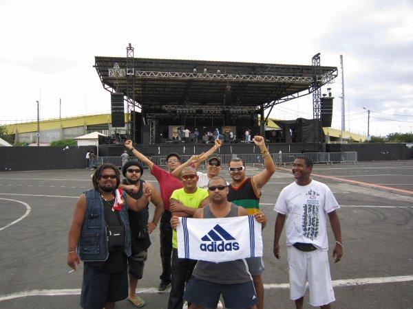 Roots Band  ExpoBat Saint Paul 2012.