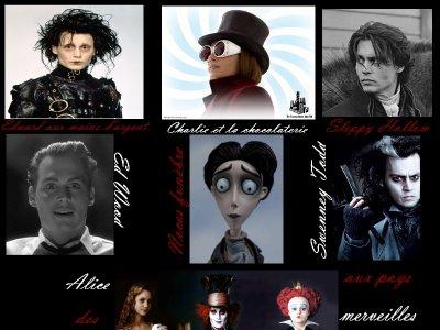 Tim Burton et Johnny Depp - Une Histoire d'amitier