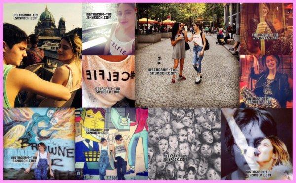 •  Voici de nouvelles photos de Tini et ses fans Allemandes à son Showcase Berlinois.