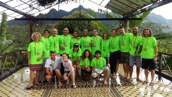 RETOUR ULTRA ASIA RACE 2017