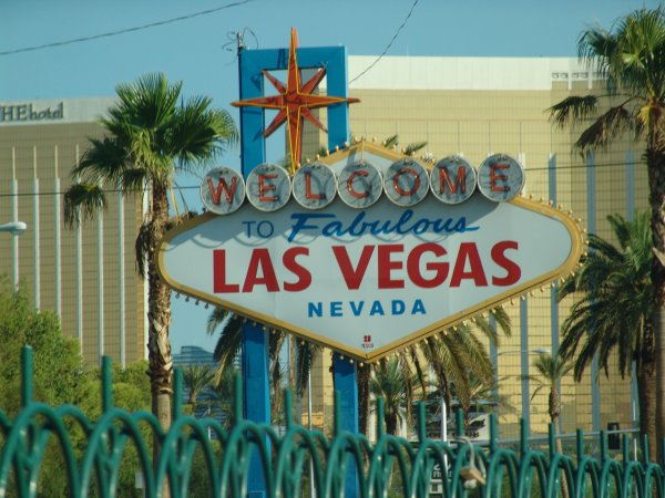 Welcome to fabulous world of Las Vegas