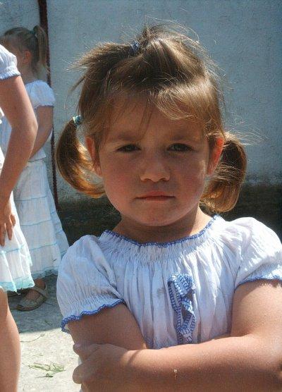 Voici ma troisieme fille Armonie