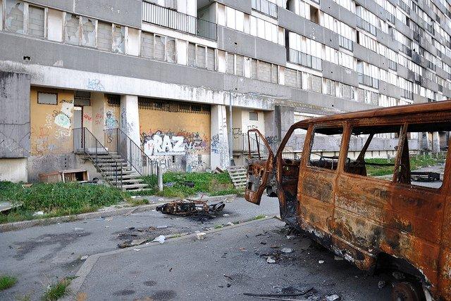 """Les sept sites """"historiques"""" de la politique de la ville"""
