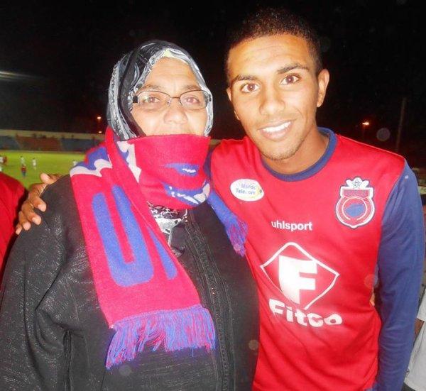 moi avec maman