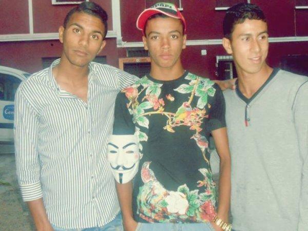moi avec les amies ♥