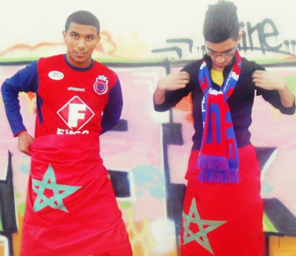 vive maroc i love you ocs