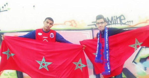 vive maroc i love you ocs