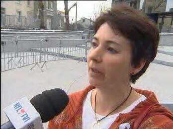 Louisa Lejeune, maman de Julie