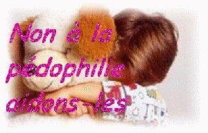 NON A LA PEDOPHILIE !!!!