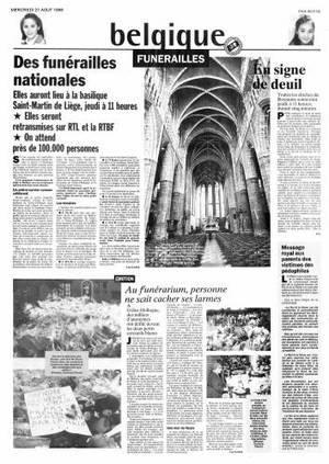 Des funérailles nationales