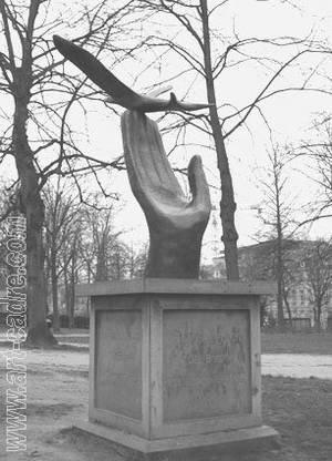 Sculpture pour les filles