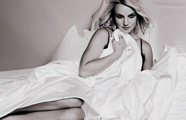 Britney en couverture de Glamour UK !