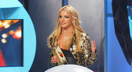 Britney honorée aux NRJ Music Awards ?