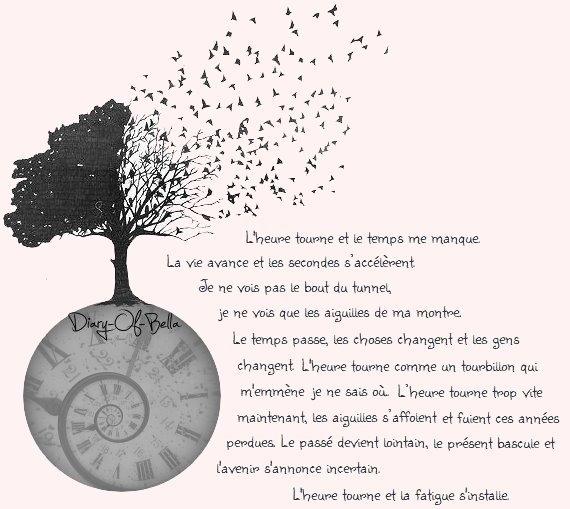 """"""" Ne laissez jamais le temps au temps, il en profite """" Jean Amadou"""