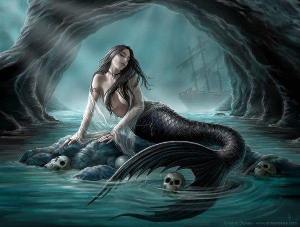 j adorerai être une sirène :-)