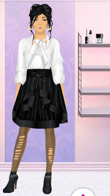 tenue pour  SS Rihanna