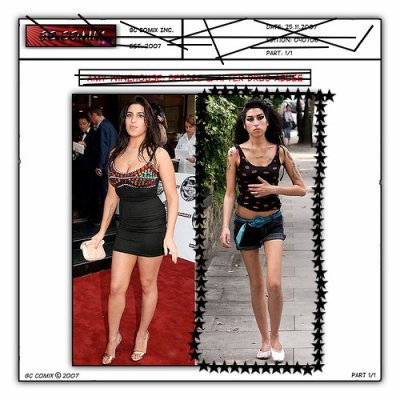 tenue pour SS Amy winehouse