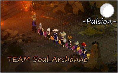 Présentation de la Team Soul_Archanne