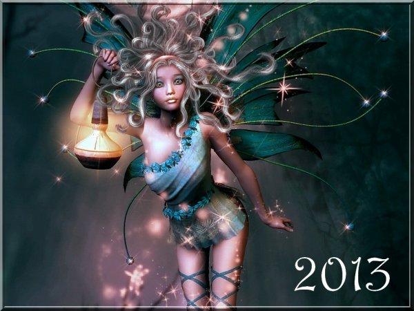 - Bonne Année 2013 -