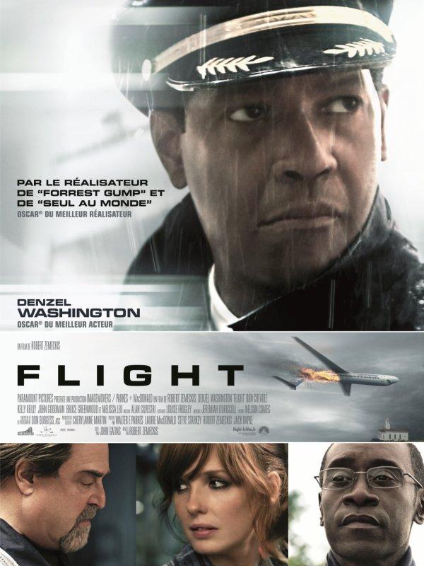 - Robert Zemeckis / Flight -