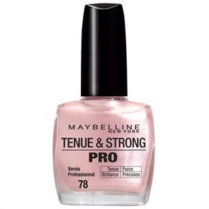 - Maybelline New York / Tenue Strong & Pro n° 78 : Porcelaine -