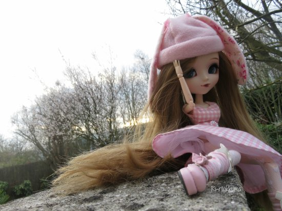 Dolls Photos #1 : Cute Pink Hana ♥