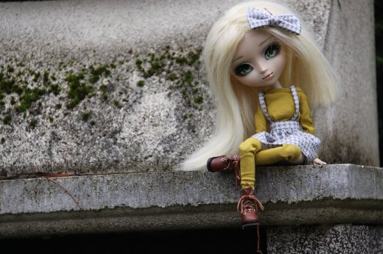 Dolls Photos #3 : Ami et son nouvelle outfit :^) !