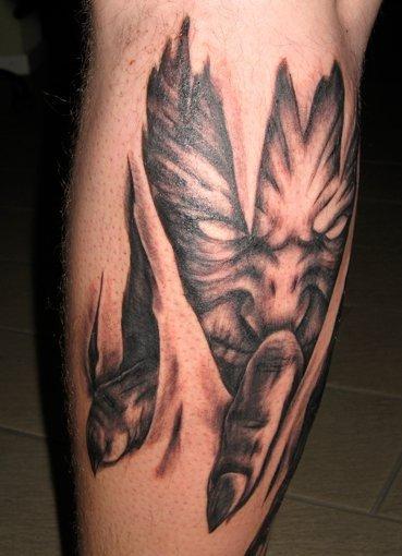 2 ème tatoo