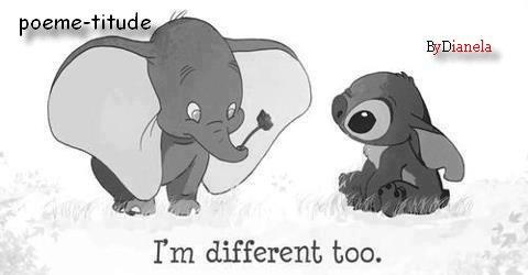 Different..