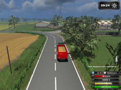 moisson farming simulator