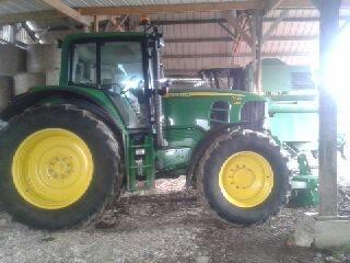 nouvel achat a la ferme