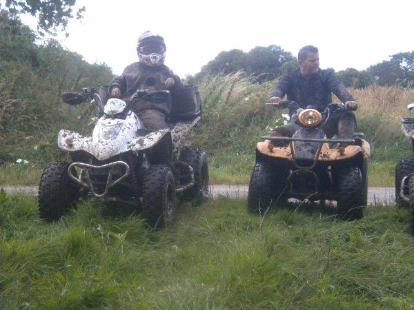petite sortie en quad